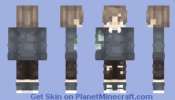 300 subs !! Minecraft Skin