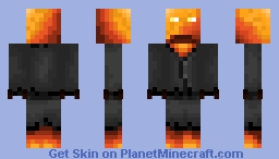 abell0909 on Fire Minecraft Skin