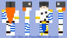 Angemon Minecraft Skin