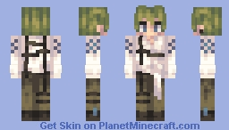 cherry bomb Minecraft Skin