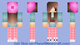 ~ Cute Pajamas ~ Minecraft Skin