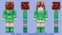 I Quit Minecraft Skin