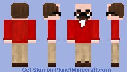 KEN BONE || ❤ || Minecraft Skin