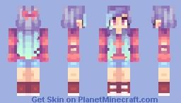 tori // jeoners fanskin Minecraft Skin