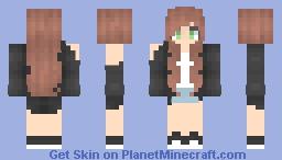 New Shading Minecraft Skin