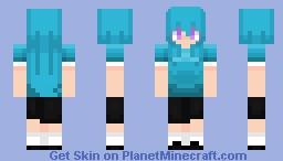 𝒯𝓈𝓊𝓃𝒶𝓂𝒾~ 𝒞𝒶𝓃𝒶𝒹𝒾𝒶𝓃𝒲𝒾𝓃𝒹𝓈 Minecraft Skin