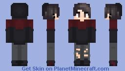 First Boy Skin ^-^ Minecraft Skin