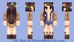 Bunnies and Hunnies Minecraft Skin