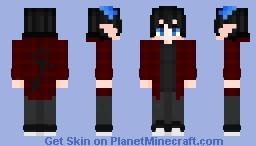 Rin Okumura (Blue Exorcist) Minecraft Skin