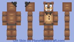 Freddy / FNAF Minecraft Skin