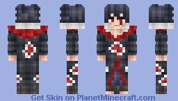 Sasuke (Amaterasu!) - ty Minecraft Skin