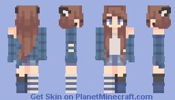 Wolfy // ST Minecraft Skin