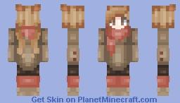New Oc Minecraft Skin