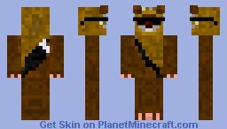 Ewok Minecraft Skin