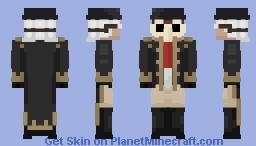 Steampunk/Plague doctor (Personal skin) Minecraft Skin
