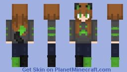 𝒯𝓈𝓊𝓃𝒶𝓂𝒾~ 𝒲𝒶𝓇𝓇𝒾𝑜𝓇𝓈𝓌𝑜𝓁𝒻𝒸𝒶𝓉𝓈 Minecraft Skin