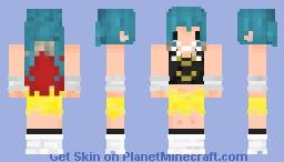 ~ρнιℓℓуѕку~ Miku | Yume Yume ver. Minecraft Skin