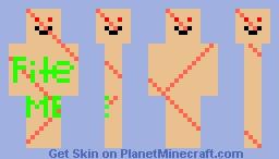 ._. Minecraft Skin
