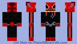 Captain Leroy Minecraft Skin