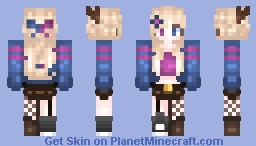 Play Game! // Yumiku~ Minecraft Skin