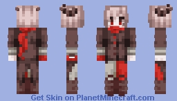 Bloodshed Minecraft Skin
