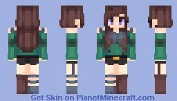 Eden Minecraft Skin
