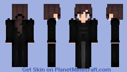 It's Quiet Uptown... Minecraft Skin