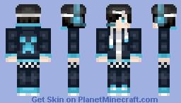 Gamer Boy! Minecraft Skin