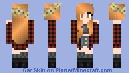 Asuna =) Minecraft Skin