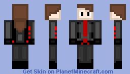 Bree(Lab Rats Series 2,Lab Rats Bionic Island,Mission suit) Minecraft Skin