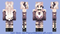 luna // oblivion fanskin Minecraft