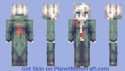 stepping stone to hope Minecraft Skin