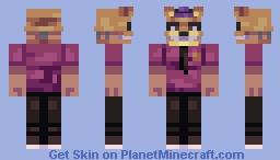 PinkGuy (FNAF) Minecraft Skin