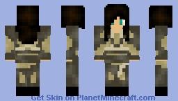 Katy Minecraft Skin