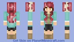 ~11826 Minecraft Skin