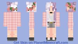 Lovie  Minecraft Skin