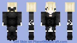 Saber Alter - Fate Stay Night - Requested - ᴹᴵᴷᴬᴺ Minecraft Skin