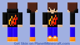 Do You Guys Like This Style~TBNR Frags Chibi Minecraft Skin