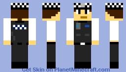 Block City Wars Skin Colid Minecraft Skin