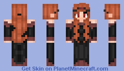 Vampiric Queen Minecraft Skin