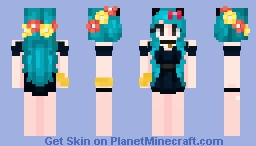 Casual Girl~ Minecraft Skin