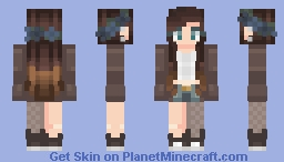 Forever and Ever Minecraft Skin