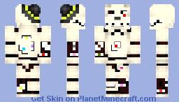 FNaF  OC Unknown Minecraft Skin