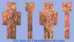 human onesie Minecraft Skin