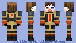 Adamantium Impervium V2 Minecraft Skin