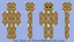 Bidge Troll Minecraft Skin