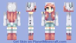 happy -belated- birthday to me ?? Minecraft Skin