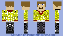 Chocolate17178(aka MineChoc17178) Minecraft Skin