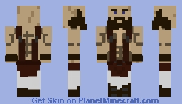 Blacksmith Minecraft Skin