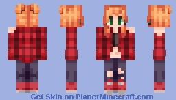 Euna Minecraft Skin